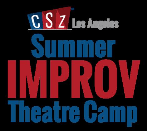 CSz Summer Improv Theatre Camp